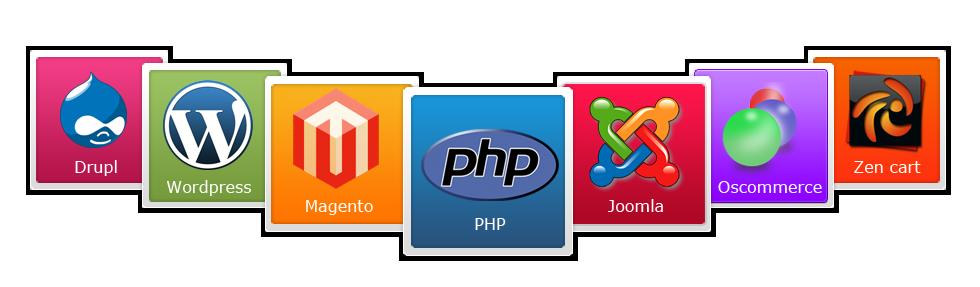 Web hosting apps