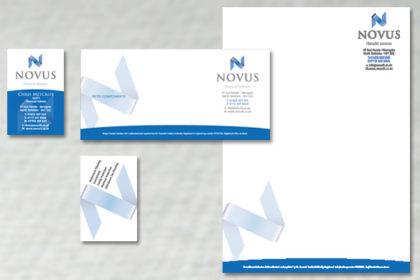 novus brand kit